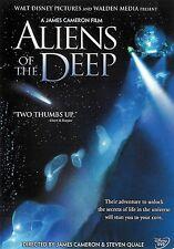 Aliens of The Deep ~ James Cameron ~ DVD WS ~ FREE Shipping USA