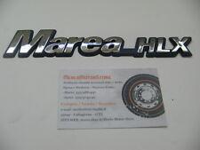 FIAT MAREA HLX scritta modello logo stemma emblema targhetta NOS