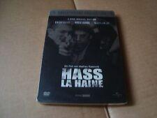 La Haine DVD SteelBook NEW&SEALE Vincent Cassel Mathieu Kassovitz Benoit Magimel
