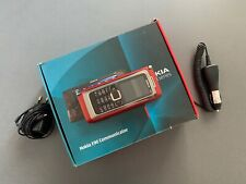 Nokia E90 Communicator RED (Unlocked) Smartphone