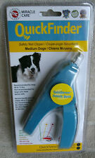 QuickFinder Safety Nail Clippers For Medium Dogs 40 - 75 lbs. ~ #3478 ~ *New*
