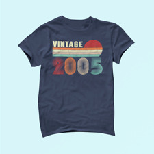 Vintage 2005 Funny 16 Years Old Boys And Girls 16Th Birthday Cotton Unisex _907