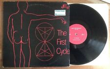 "Sam Rivers / Bill Cole "" The First Cycle "" vinyl LP Promo avant-garde jazz Orig."