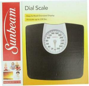 Health o meter SAB602DQ1-05 Body Weight Scale - Black