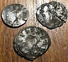 3 PIÈCES ROMAINES À IDENTIFIER , ROMAN COINS TO IDENTIFY (574)