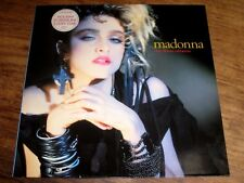 El primer álbum de Madonna ~ ~ Vinyl Record ~ Sire Alemania ~ 1983 ~ 92-3867-1 ~ ex +