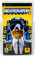 Beaterator - PSP - Brand New | Factory Sealed