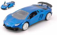 Lamborghini Aventador Sv Metallic Blue 12,5cm Model JADA TOYS