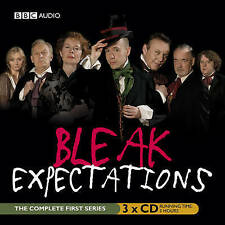 BLEAK EXPECTATIONS - COMPLETE FIRST SERIES - 3 CD BBC AUDIO BOOK NEW/UNSEALED