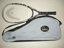 "HEAD INTELLIGENCE I.S18 CHIP SYSTEM  121 TENNIS RACQUET 28"" 4 3/8 (NEW STRINGS)"