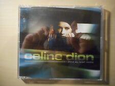 CELINE DION : I DROVE ALL NIGHT [ CD MAXI ]