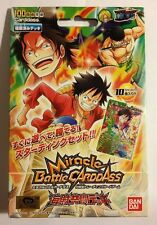 One Piece Miracle Battle Carddass OPS05 Starter 5