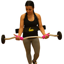 Cannon Curl + Fit Grips 1.75 - Arm Blaster Plus Thick Bar