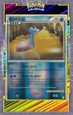 Lokhlass Reverse -HS01:HeartGold SoulSilver-24/123-Carte Pokemon Neuve Française
