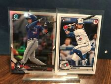 BO BICHETTE 2 Card Prospect REFRACTOR/ RC Rookie Card Lot! STUD! Combo Shipping!