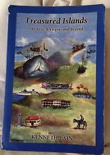 Treasured Islands: The British Virgins and Beyond by Kenneth Bain Signed RARE