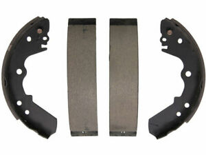 For 1989 1998-2000 Isuzu Amigo Brake Pad Set Rear OPParts 17215XY 1993-1994