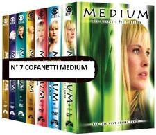 Dvd MEDIUM - Stagione 01-07 Completa (Box 35 Dischi) Serie Tv .....NUOVI