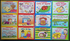 Learn to Read Lot 12 Children's Little Leveled Readers Phonics Reading Books NEW