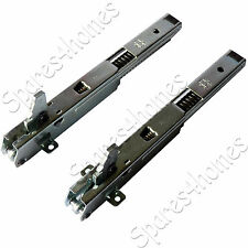 PAIR OF GENUINE WHIRLPOOL IGNIS IKEA PRIMA FIRENZI OVEN COOKER DOOR HINGES