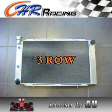3 ROW FOR Holden Statesman WB V8 1980 1981 1982 1983 84 Alloy Aluminum Radiator