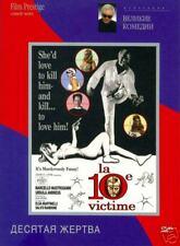THE 10th VICTIM / LA DECIMA VITTIMA - NEW DVD NTSC