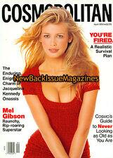 Cosmopolitan 4/94,Claudia Schiffer,April 1994,NEW