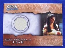 Xena Beauty and Brawn Lucy Lawless as Leah Costume Card C8
