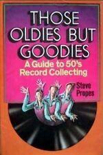 Those Oldies But Goodies