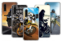 Moto Cross SuperBike Bike Case For Samsung Galaxy A10 A20 A30 A40 A50 51 A70 A80