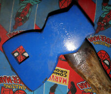 VINTAGE ANTIQUE TOOLS AXE HAMMER HATCHET STANLEY LINESMAN FORESTRY SOLID TIGHT