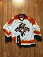 VTG Pro Player Florida Panthers NHL Hockey Jersey Size Large