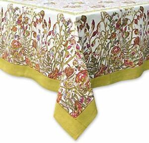 Couleur Nature Petit Fleur Tablecloth Placemats Apron Runners Bruno Lamy