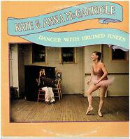 KATE & ANNA McGARRIGLE - Dancer With Bruised Knees - 1977 USA 12-track vinyl LP