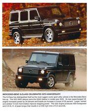 2005 Mercedes Benz G55 AMG & G500 ORIGINAL Factory Photo och6580