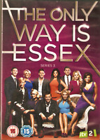 The Only Way Is Essex:Complete Third Season/Series Three 3DVD 6867441041696TOWIE