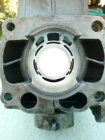 Kawasaki KX250 Cylinder Jug Resleeved #11005, With Piston, No Power Valves 89-92