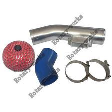 "3"" Turbo Intake Pipe Filter kit For BMW E36 2JZ-GTE Swap 2JZGTE Stock Turbo"