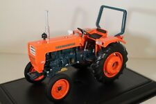 1:16 Kubota L200 Die Cast Serialized Tractor HIGH DETAIL. Comes w/ Display Case