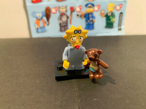 Lego Minifigures series 1 The Simpsons Maggie