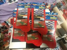 Stocking Gift New Box Surprise Pack 3 Cars 2001 Hot Wheels Kringle's Kruisers