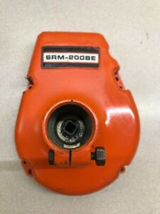 ECHO SRM-200BE Fan Cover Clutch Housing Drum P/N 10151106520 Includes Clutch