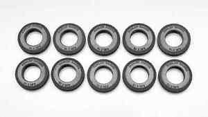 Circuit 24 10 pneus hi-perf. reproduction fidèle des Dunlop Racing d'époque