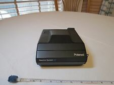 Polaroid Spectra System SE camera vintage NOT TESTED system control Quintic Lens