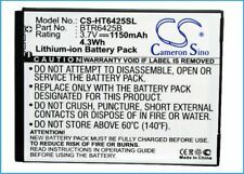 Replacement Battery For HTC 3.7v 1150mAh/4.26Wh Mobile, SmartPhone Battery