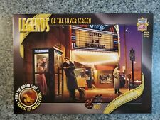 "Legends of the Silver Screen ""Midnight Matinee"" 1000 piece puzzle COMPLETE"