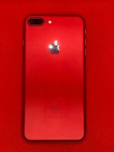 Apple iPhone 7 Plus - 32GB - Red (Unlocked) A1784 - Quality A