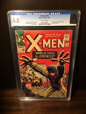 X-Men 14 CGC 4.0 1st Appearance of the Sentinels! Silver age X-Men