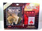 Magnificent Magic Kit- Book, Foam Balls, Deck of Cards, Magic Silk and Wand