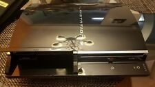 SONY PLAYSTATION 3 (CECHA01) BACKWARDS COMPATIBLE ~ PLAYS PS1, PS2, & PS3 GAMES